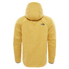 The North Face Thermoball Windwall Jas Heren geel